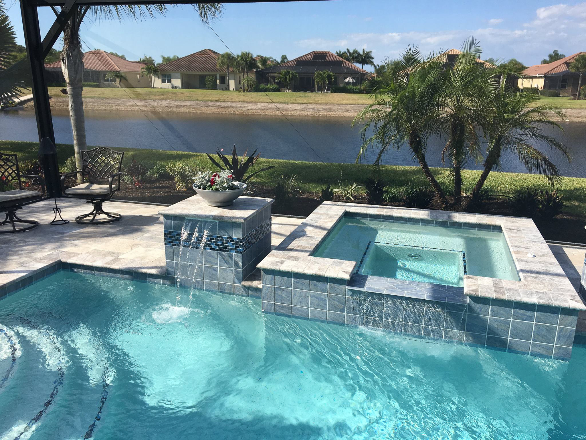The quarry naples florida pinnacle usa inc for Pool design naples fl